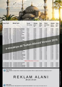 Sultan-Ahmed Moschee
